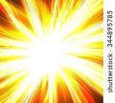 sun  plasma or star  bright... | Shutterstock . vector #344895785