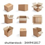 collection of  various... | Shutterstock . vector #344941817