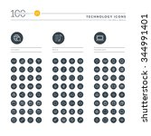 set of thin line web icons for...