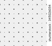pattern geometric seamless... | Shutterstock .eps vector #345026054