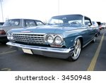 low rider | Shutterstock . vector #3450948