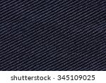 black fabric texture for...   Shutterstock . vector #345109025
