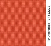 Red Swiss Dot Pattern