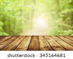 empty table for product display ...   Shutterstock . vector #345164681