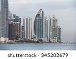 Panama City Skyline  Seen From...