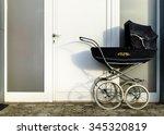 Retro Style Stroller Baby...