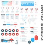 set of vector infographic...