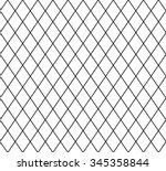 grid  mesh  lattice background...   Shutterstock .eps vector #345358844