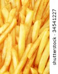 french fries | Shutterstock . vector #34541227