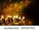 christmas holidays background | Shutterstock . vector #345427961