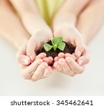 people  charity  family and... | Shutterstock . vector #345462641