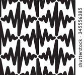 vector seamless pattern. modern ...   Shutterstock .eps vector #345556385