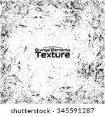 grunge texture background  ...   Shutterstock .eps vector #345591287
