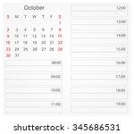 october 2016.calendar planner...