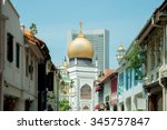 Sultan Mosque Centre Of Islamic ...