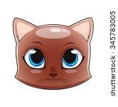 cat | Shutterstock . vector #345783005