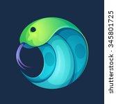 Cobra Snake Head Volume Logo....