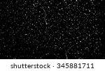 raindrops of white water... | Shutterstock . vector #345881711