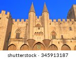 Large Gothic Building Of The...