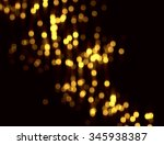 abstract christmas background...   Shutterstock . vector #345938387