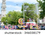 auckland  new zealand  29 the... | Shutterstock . vector #346038179