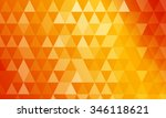 background in a diamond and... | Shutterstock . vector #346118621