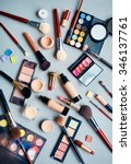 beauty products for... | Shutterstock . vector #346137761
