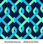 a elegant vector simple pattern | Shutterstock .eps vector #346142201