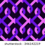 a elegant vector simple pattern | Shutterstock .eps vector #346142219