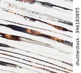 watercolor diagonal texture...   Shutterstock . vector #346183895