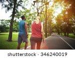 sportman sportwoman podcast... | Shutterstock . vector #346240019