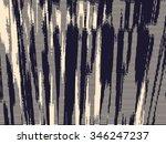 abstract grunge vector... | Shutterstock .eps vector #346247237