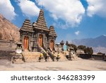 Hindu Temple  Pura Luhur Poten...