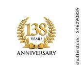 138 Years Anniversary Wreath...