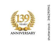 139 Years Anniversary Wreath...