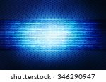 digital abstract business... | Shutterstock . vector #346290947