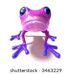 frog | Shutterstock . vector #3463229