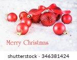 christmas background   Shutterstock . vector #346381424