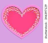 Happy Valentine's Day Frame....