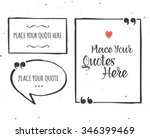 Quotes Templates   Hand Drawn...