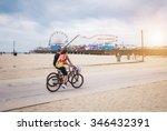 los angeles  usa   september 12 ... | Shutterstock . vector #346432391