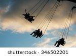 Swinging High At The Fair