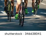 cycling competition | Shutterstock . vector #346638041