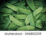pile of fresh crisp organic... | Shutterstock . vector #346802339