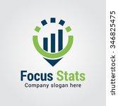 corporate graph logo
