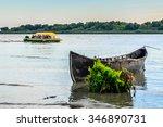 danube delta  romania   16... | Shutterstock . vector #346890731