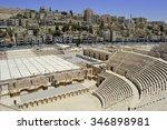 Roman Amphitheatre In Amman ...