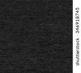 black brick wall texture... | Shutterstock . vector #346918745