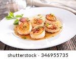 scallop | Shutterstock . vector #346955735