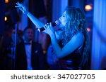 moscow   13 november  2015  ... | Shutterstock . vector #347027705